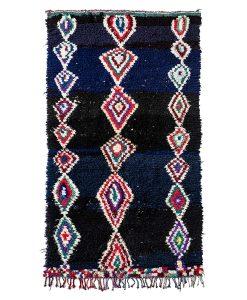 boucherouite cotton rug