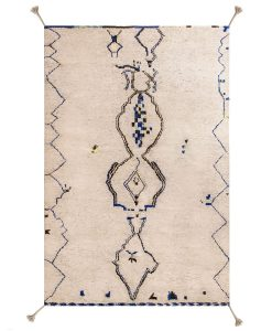 Berber Design Handknotted Rug