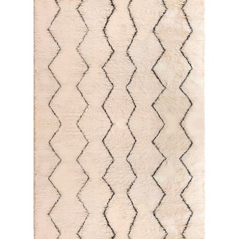 Morrocan inspired Hand-tufted Carpet