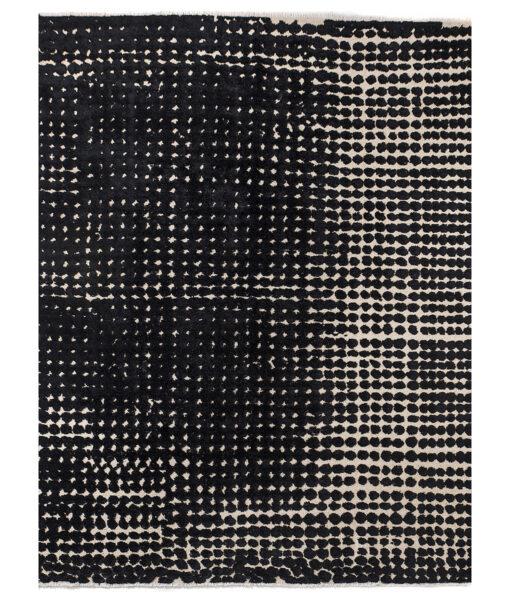black and white gabbeh