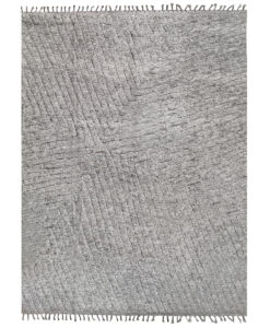 off centre square rug