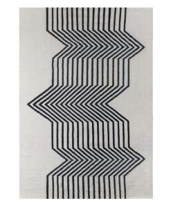 heartbeat wool rug