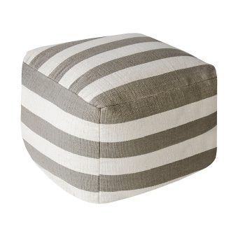 Stripes Ottoman