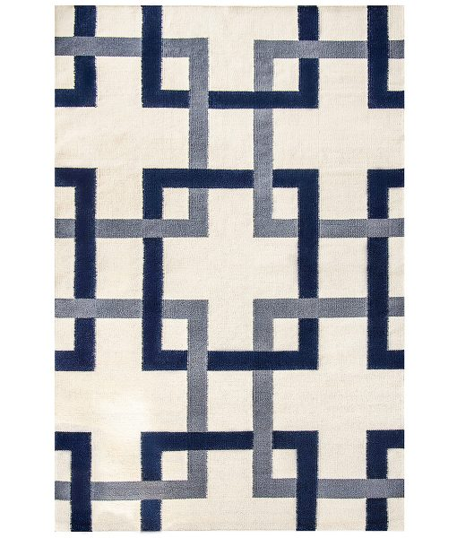Two Tone Square Dhurrie
