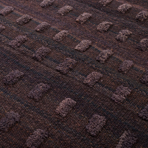 pampa rug brown